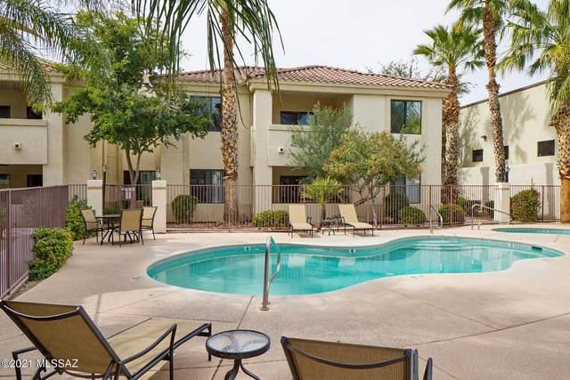 2550 E River Road #16204, Tucson, AZ 85718 (#22104633) :: Kino Abrams brokered by Tierra Antigua Realty