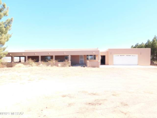 3796 W Hassell Road, Mc Neal, AZ 85617 (MLS #22104636) :: The Property Partners at eXp Realty