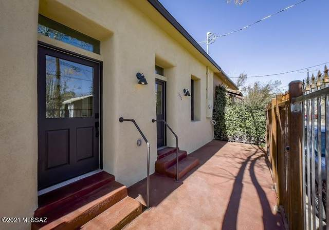 522 S Herbert Avenue, Tucson, AZ 85701 (#22104638) :: The Local Real Estate Group | Realty Executives