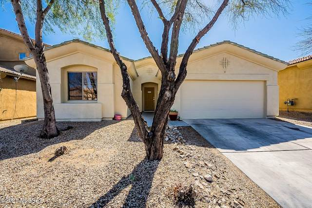 36 E Calle Trona, Green Valley, AZ 85614 (#22104653) :: Kino Abrams brokered by Tierra Antigua Realty