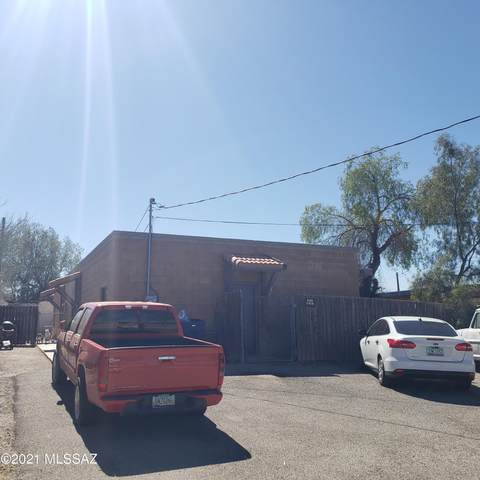 133 W 23rd Street, Tucson, AZ 85713 (#22104654) :: Long Realty - The Vallee Gold Team