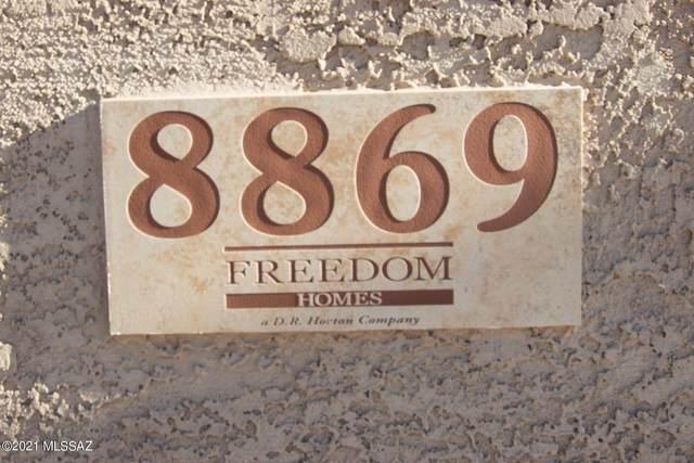 8869 W Saguaro Skies Road, Marana, AZ 85653 (MLS #22104658) :: The Property Partners at eXp Realty