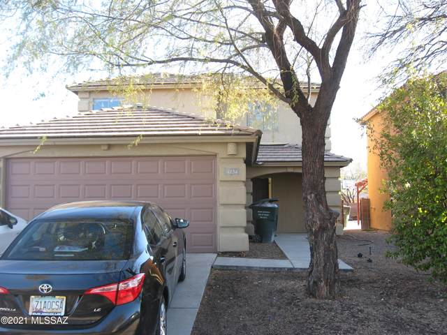 4134 E Angel Spirit Drive, Tucson, AZ 85756 (#22104671) :: Long Realty - The Vallee Gold Team