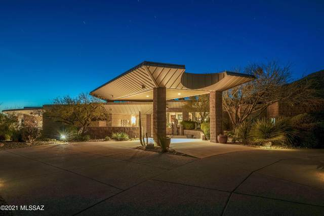 3657 E Canyon Wind Place, Tucson, AZ 85718 (MLS #22104672) :: The Property Partners at eXp Realty