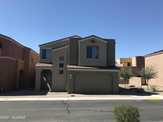 2452 E Crystal Rapids Lane, Tucson, AZ 85718 (MLS #22104674) :: The Property Partners at eXp Realty