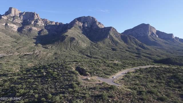 10450 N Della Cresta Court 13E, Oro Valley, AZ 85737 (#22104691) :: Long Realty Company