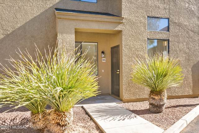 1251 E Weimer Circle #46, Tucson, AZ 85719 (#22104712) :: Long Realty - The Vallee Gold Team