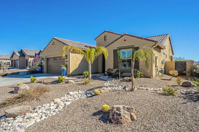 61673 E Dead Wood Trail, Oracle, AZ 85623 (#22104714) :: Kino Abrams brokered by Tierra Antigua Realty