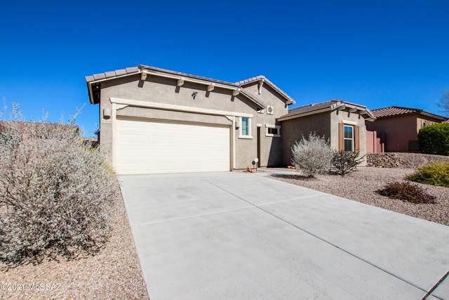 5470 W Thornscrub Drive, Marana, AZ 85658 (MLS #22104715) :: The Property Partners at eXp Realty