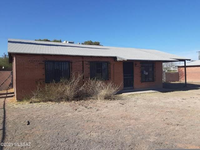 2402 S Jefferson Avenue, Tucson, AZ 85711 (#22104733) :: The Local Real Estate Group | Realty Executives