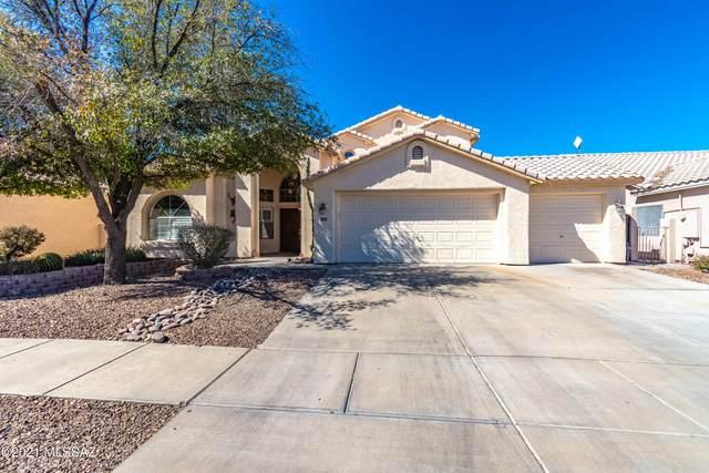 8371 N Mammoth Drive, Tucson, AZ 85743 (#22104740) :: Tucson Real Estate Group