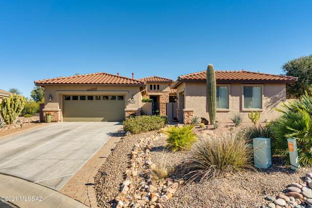 870 N Hale Drive, Green Valley, AZ 85614 (#22104745) :: Long Realty - The Vallee Gold Team