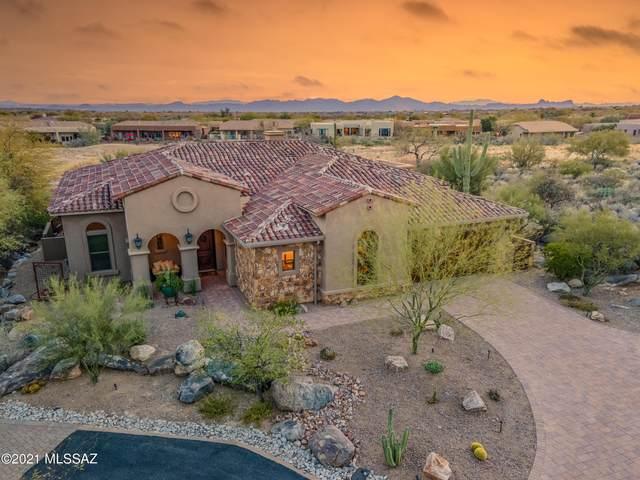 13977 N Stone Gate Place, Oro Valley, AZ 85755 (#22104753) :: Keller Williams