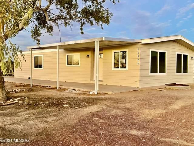 16971 W Placita Astrid, Marana, AZ 85653 (MLS #22104757) :: The Property Partners at eXp Realty