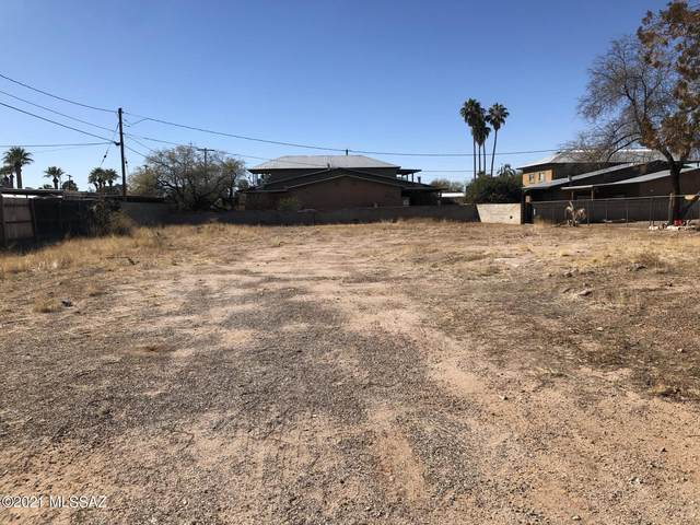 1635 N Belvedere Avenue, Tucson, AZ 85712 (MLS #22104774) :: The Luna Team