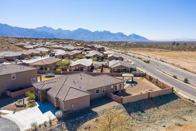 58803 E Branding Iron Court, Saddlebrooke, AZ 85739 (#22104782) :: Tucson Property Executives