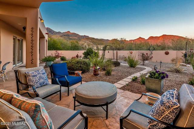 7750 E Shadow Vista Court, Tucson, AZ 85750 (#22104793) :: Long Realty - The Vallee Gold Team