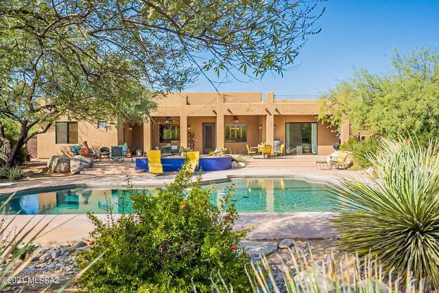 3870 N Homestead Avenue, Tucson, AZ 85749 (MLS #22104801) :: The Property Partners at eXp Realty