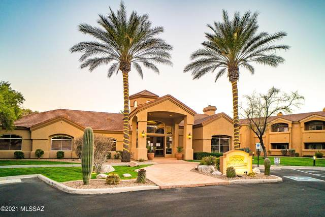 7050 E Sunrise Drive #19104, Tucson, AZ 85750 (#22104805) :: Long Realty - The Vallee Gold Team