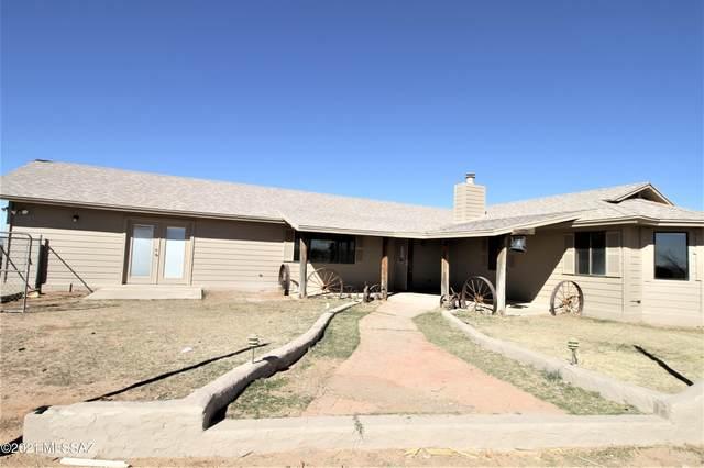 7185 N Shadows Desert Lane, Marana, AZ 85653 (MLS #22104810) :: The Property Partners at eXp Realty