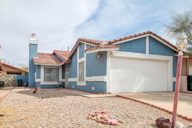 1762 N Huachuca Avenue, Tucson, AZ 85745 (#22104824) :: Long Realty - The Vallee Gold Team