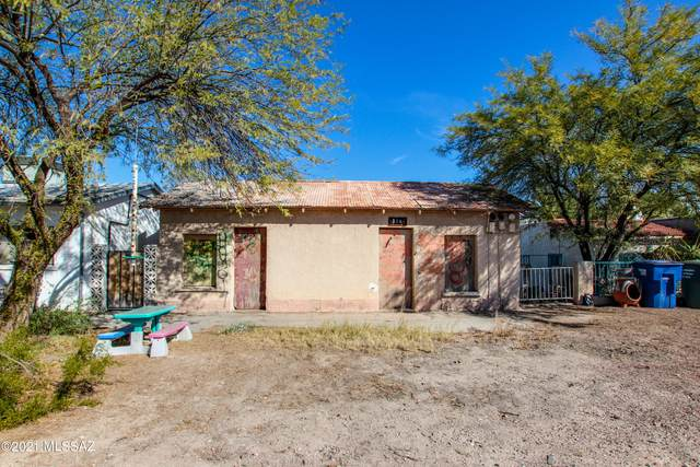 522 W 17th Street, Tucson, AZ 85701 (#22104828) :: Tucson Real Estate Group