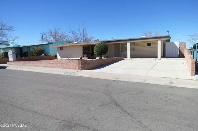 920 W 4th Avenue, San Manuel, AZ 85631 (MLS #22104829) :: The Property Partners at eXp Realty
