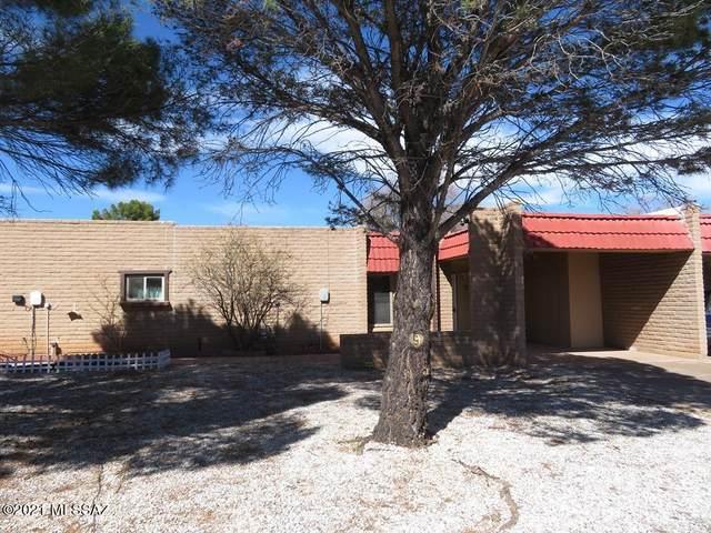 1005 E Irene Street, Pearce, AZ 85625 (MLS #22104832) :: The Property Partners at eXp Realty