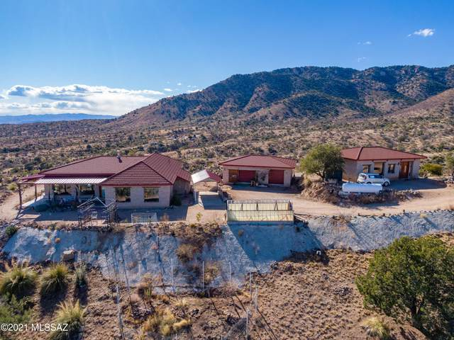 6411 W Copper Belle Road, Elfrida, AZ 85610 (MLS #22104833) :: The Property Partners at eXp Realty