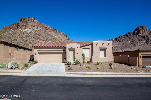 2957 S Pitchfork Court, Tucson, AZ 85713 (#22104843) :: Long Realty - The Vallee Gold Team