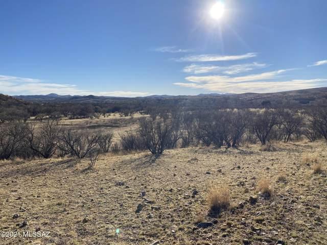 TBD El Camino Real, Nogales, AZ 85621 (MLS #22104844) :: The Property Partners at eXp Realty