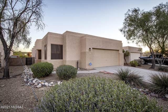 1823 W Waterleaf Drive, Tucson, AZ 85704 (#22104845) :: Long Realty - The Vallee Gold Team