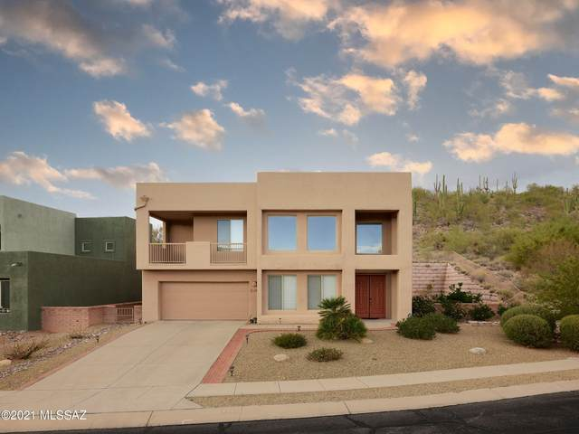 7341 E Ridge Point Road, Tucson, AZ 85750 (#22104846) :: Kino Abrams brokered by Tierra Antigua Realty