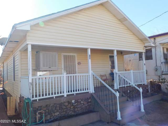 19 Cochise Row, Bisbee, AZ 85603 (MLS #22104852) :: The Property Partners at eXp Realty