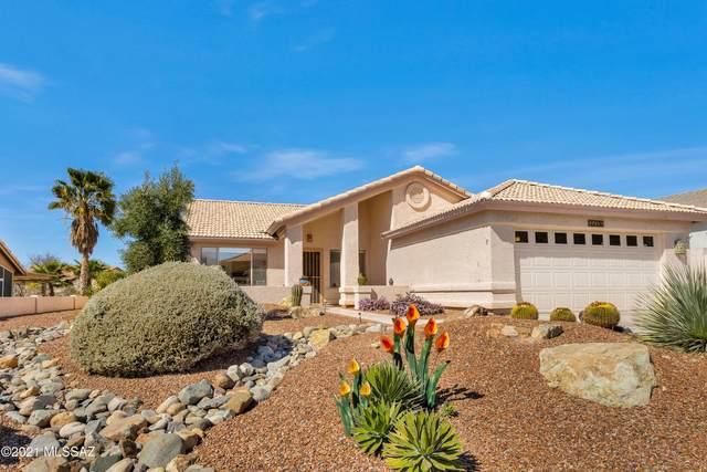 35926 S Mesa Ridge Drive, Saddlebrooke, AZ 85739 (#22104860) :: Tucson Property Executives