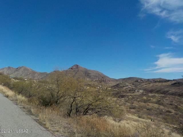 341 Valley View Drive #21, Rio Rico, AZ 85648 (MLS #22104870) :: The Property Partners at eXp Realty