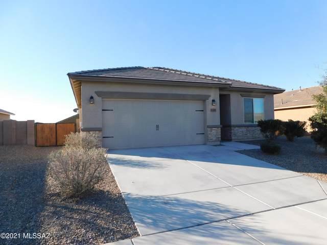 11265 W Rock Art Drive, Marana, AZ 85658 (#22104873) :: Tucson Property Executives