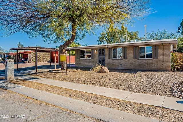 2361 W Placita Algodon, Tucson, AZ 85741 (#22104883) :: Long Realty - The Vallee Gold Team