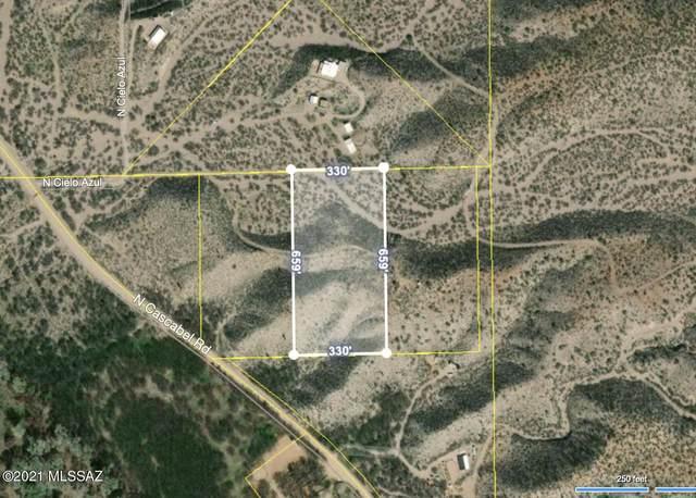 Lot 3 Cielo Azul #3, Benson, AZ 85602 (#22104884) :: Long Realty - The Vallee Gold Team