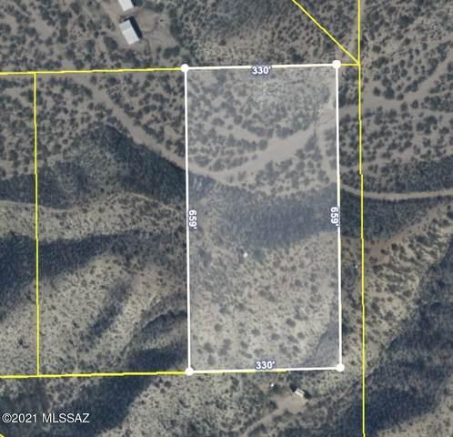 Lot 4 Cielo Azul #4, Benson, AZ 85602 (#22104885) :: Long Realty - The Vallee Gold Team