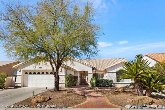 37470 S Ocotillo Canyon Drive, Saddlebrooke, AZ 85739 (#22104888) :: Tucson Property Executives
