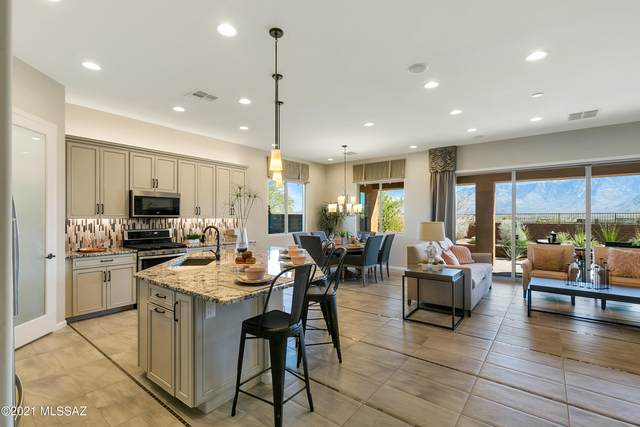 144 E Peralta Canyon Court, Oro Valley, AZ 85755 (#22104908) :: Long Realty - The Vallee Gold Team