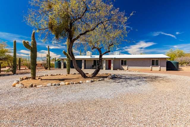 1570 W Placita Senda Chula, Oro Valley, AZ 85737 (#22104910) :: Tucson Property Executives