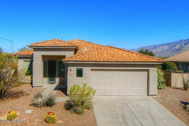 174 W Red Pepper Place, Oro Valley, AZ 85755 (MLS #22104912) :: The Property Partners at eXp Realty