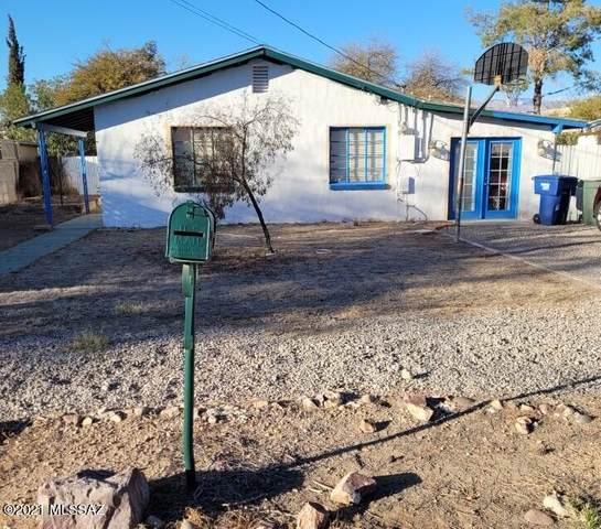 4313 E Bellevue Street, Tucson, AZ 85712 (#22104915) :: Gateway Realty International