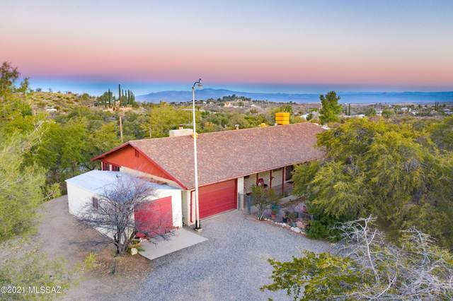 150 E Nuestro Street, Oracle, AZ 85623 (MLS #22104919) :: The Property Partners at eXp Realty