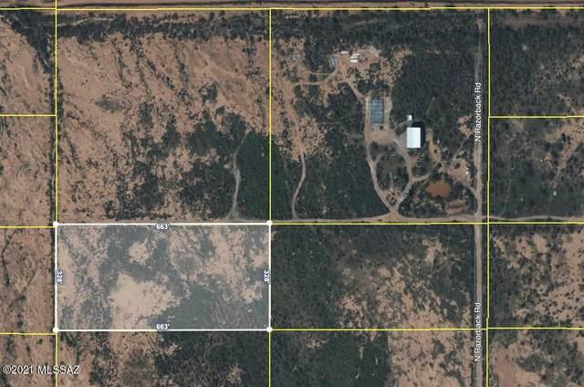 0 N Razorback Drive #0, Marana, AZ 85743 (MLS #22104929) :: The Property Partners at eXp Realty
