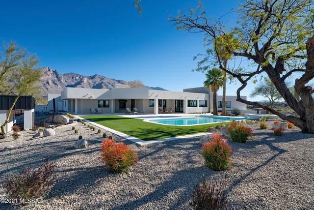 6061 N Vista Valverde, Tucson, AZ 85718 (MLS #22104930) :: The Property Partners at eXp Realty