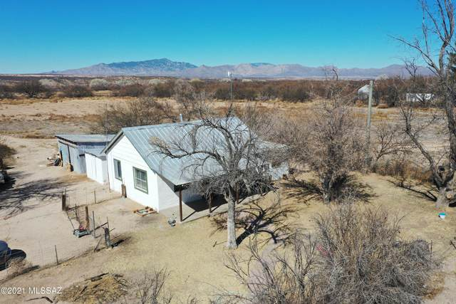 214 E Old Mill Road, Benson, AZ 85602 (MLS #22104931) :: The Property Partners at eXp Realty
