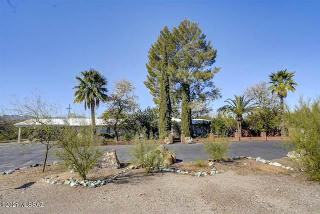 6901 N Mona Lisa Road, Tucson, AZ 85741 (MLS #22104932) :: The Property Partners at eXp Realty